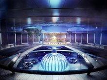 دبي تبني أكبر فندق تحت الماء في العالم