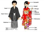 Traditional dress in Japan