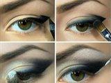 خطوات بسيطة لمكياج العين