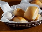 Texas Roadhouse bread rolls ... will roll your mind