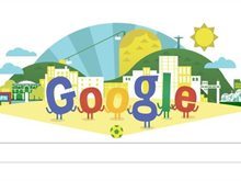 Google celebrates the World Cup with the world