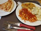 Delicious Italian Lunch at Sbarro