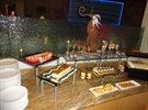 Buffet Dinner at Atlantis Restaurant in Marina Hotel
