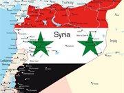 الموقع الالكتروني الرسمي للسفارة السورية في الكويت