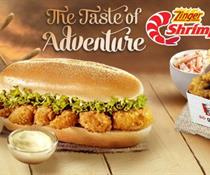 KFC Zinger Shrimpo meal details