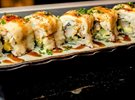 Sushi Saturdays offer in Karma Kafe Dubai