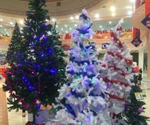 Christmas Decoration at City Center Salmiya