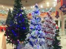 Christmas Decoration at City Center Salmiya