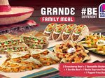 Taco Bell Grande Family Meal details