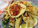 شاورما مميزة من مطعم الدومري
