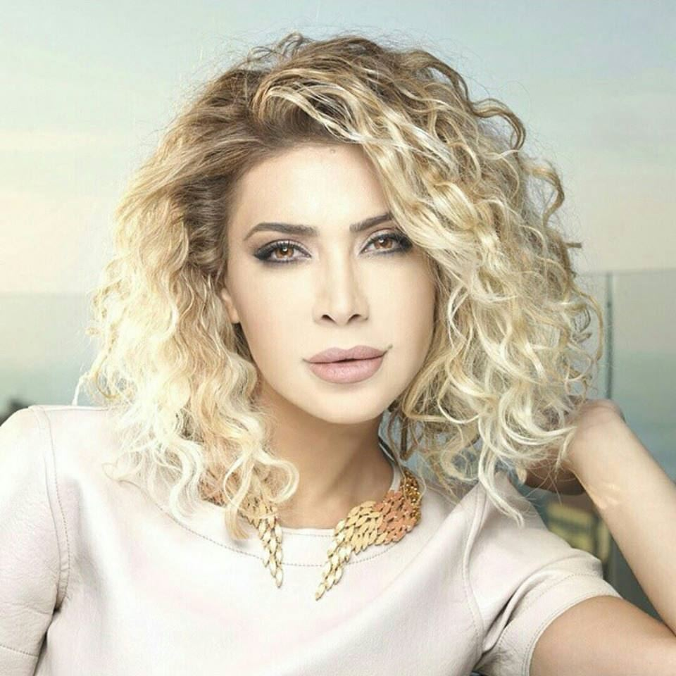 Latest Photos Of The Golden Diva Nawal El Zoghbi Rinnoo