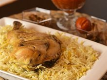 Machboos ... a popular traditional Kuwaiti dish
