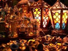 من اين جاء فانوس رمضان؟