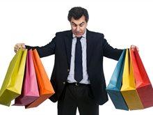 دراسة: الرجال يقضون المزيد من الوقت في التسوق وإنفاق المال