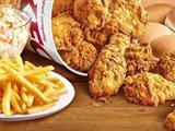 KFC Family Feast Offer