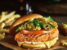 McDonald's Signature Collection burgers