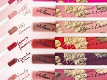 Bassam Fattouh Liquid Matte Lipstick Collection