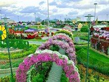 موعد اغلاق حديقة دبي المعجزة لموسم 2016