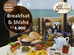 Naranj Restaurant Breakfast offer at Hilton Branch