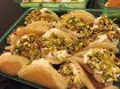حلويات عربية من قصر حلو عبدالرحمن الحلاب