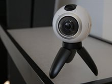 Samsung Gear 360 Spherical VR Camera Features
