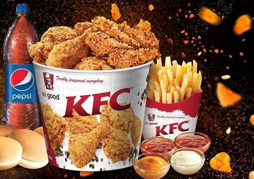 KFC Kafi Wafi Meals offer :: Rinnoo.net Website
