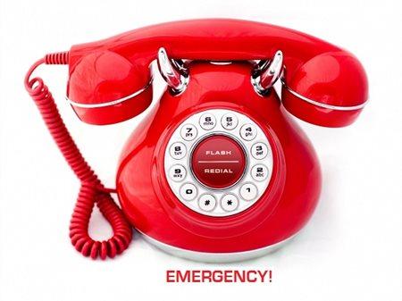 Main Emergency numbers in Dubai