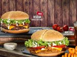 Burger King new Wild West meals