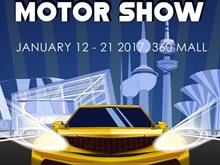 "The Annual Kuwait Motor Show ""AutoMoto"" 2017 in 360 Mall"