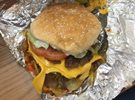 Five Guys Restaurant Amazing Burger