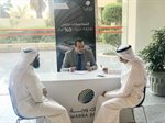 Warba Bank meets with Kuwait News Agency (KUNA) employees at their Premises