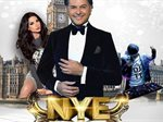Ragheb Alama and Shiraz in London on New Year's Eve 2017 - 2018