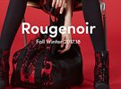 Baldinini Celebrates Rouge Noir for the Holiday Season
