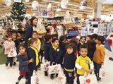 TSC Hosts Bright Little Buttons Nursery Students