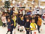 مركز سلطان يستضيف أطفال حضانة برايت ليتل بوتنز