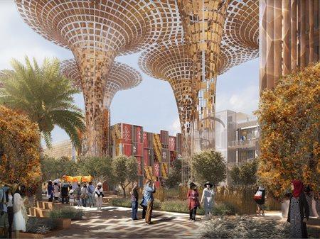 Dubai Expo 2020's Three Theme districts