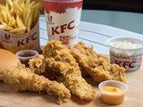 KFC Kuwait Menu and Meals Prices