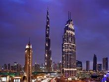 """""""العنوان بوليفارد"""" ... منتجع عصري فاخر في وسط مدينة دبي"""