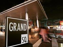 Grand Square ... New Restaurants Area in Dubai Mall