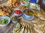Lebanese Typical Breakfast Food Options