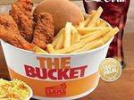 Burger King Lebanon Tenderloins Meal Bucket Offer