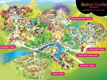 Dubai Parks and Resorts Summer 2017 Timings and Tickets Prices