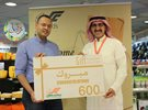 The Sultan Center Announces Winner of Gold Card Draw