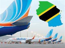 فلاي دبي تبدأ رحلاتها الى كليمنجارو في أكتوبر المقبل