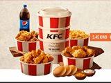 KFC Restaurant New Stacker Meal