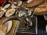 Dinner in Al Roshinah Restaurant in Safir Fintas Hotel