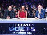 Joseph Attieh, Sabine and Lady Madonna tonight in Celebrity Duets on MTV Lebanon.