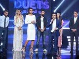 الممثل الكوميدي اللبناني فادي شربل خارج منافسة برنامج ديو المشاهير.