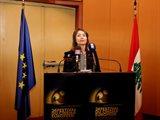افتتحت سفيرة الاتحاد الاوروبي في لبنان كريستينا لاسن في سينما متروبوليس أمبير في الاشرفية الدورة الرابعة والعشرين من مهرجان السينما الأوروبية برعاية وزير الثقافة غطاس خوري.