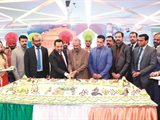 """LuLu Hypermarket launched its annual """"Incredible India 2018"""" that was inaugurated by the newly appointed Indian Ambassador to Kuwait H.E. K. Jeeva Sagar on 25 January at the hypermarket's Al Rai outlet."""